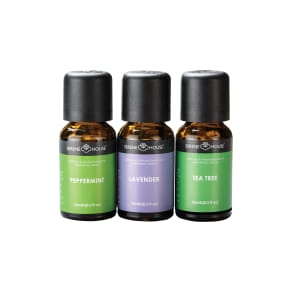 Serene House Pure U0026amp; Natural 3 Pack Essential Oils, Size One Size