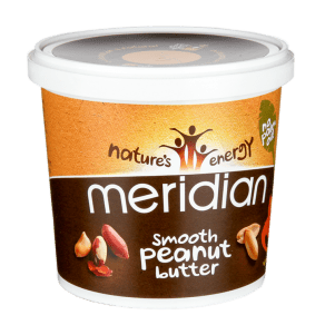 Meridian Natural Smooth Peanut Butter 1kg - 1000g