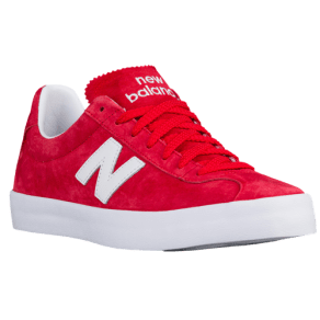 New Balance Tempus - Mens - Red/White