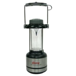 Century Classic Led Lantern - 17 Leds, Black