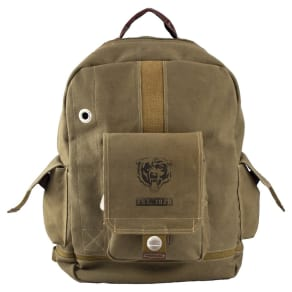 Little Earth 17.38 Nfl Prospect Backpack - Chicago Bears