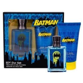 Batman Batman Eau De Toilette Gift Set for Him