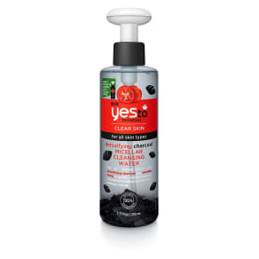 Yes to Tomatoes Charcoal Detoxifying Micellar Cleansing Water 230ml