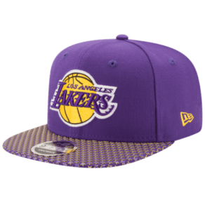 Los Angeles Lakers New Era Nba Multi Star Snapback - Mens - Purple/Gold