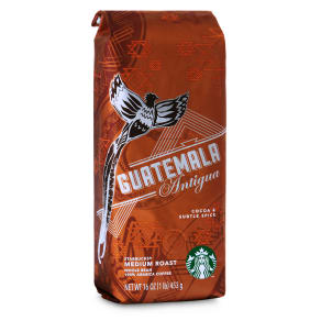 Starbucks Guatemala Antigua, Whole Bean Coffee