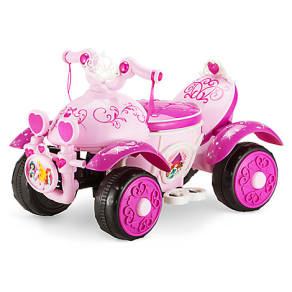 Disney Princess Electric Ride-On Quad