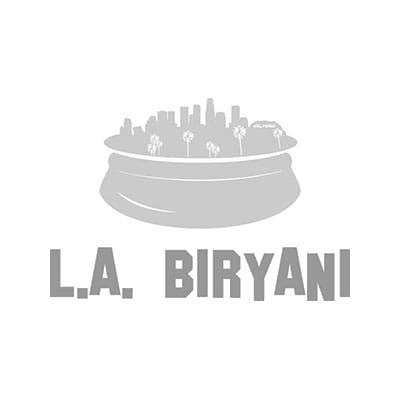 L.A. Biryani