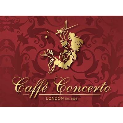Caffe Concerto Four Dials