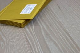 Prime Engineered Flooring Oak Click Polar White Brushed UV Oiled 15/4mm By 189mm By 1860mm