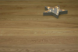 Select Engineered Flooring Oak Click UV Oiled 14/3mm By 190mm By 1860mm