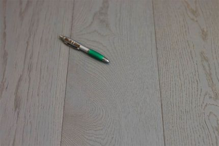 Natural Engineered Flooring Oak London Grey Brushed UV Oiled 14/3mm By 180mm By 400-1500mm
