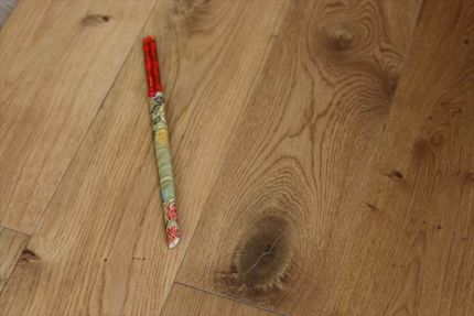 Natural Engineered Oak UV Lacquered 18/4mm By 125mm By 300-1500mm
