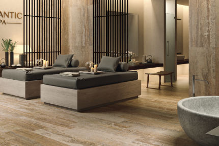 Porcelain Tile Oristano Gold TS 600mm By 600mm
