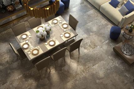 Porcelain Tile Oristano Beige 600mm By 600mm