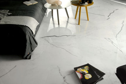 Porcelain Tile Apollo White 600mm By 1200mm