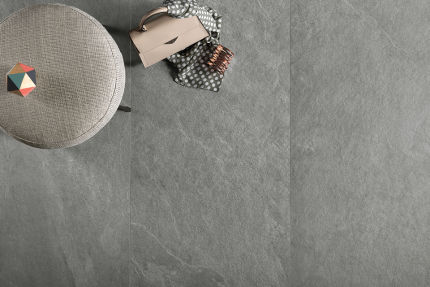 Porcelain Tile Minerva Grey 600mm By 1200mm