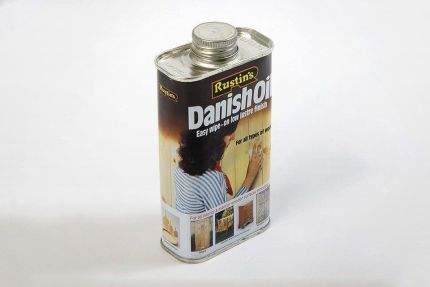 Rustins Danish Oil 2.5 Ltr
