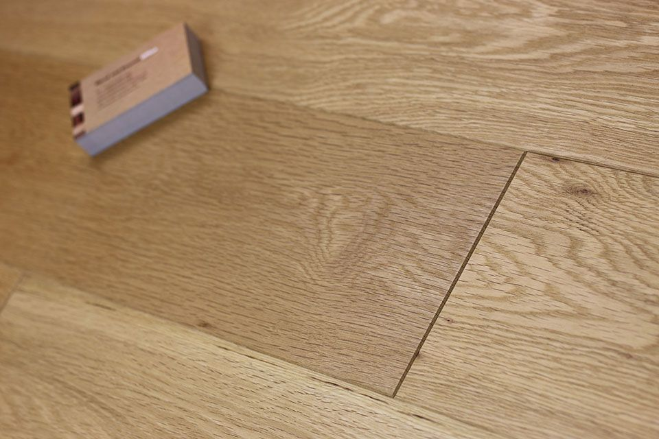 Natural Engineered Oak Oiled 15 4mm By 220mm By 2200mm