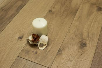 Natural Engineered Oak Click UV Oiled 14/3mm By 150mm By 400-1500mm
