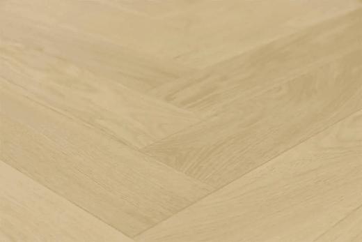 Prime Engineered Flooring Oak Herringbone Brushed UV Matt Lacquered 14/3mm By 98mm By 588mm