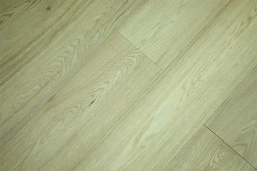 Natural Solid Flooring Oak Semi Matt Lacquered 20mm By 180mm By 500-2200mm