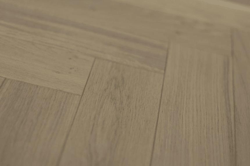 Natural Engineered Flooring Oak Herringbone Modena Brushed UV Oiled 15/4mm By 90mm By 1000mm