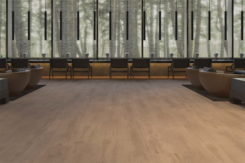 Natural Mese Laminate Flooring 8mm By 197mm By 1205mm