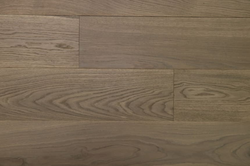 Prime Engineered Flooring Oak Silver Stone Brushed UV Matt Lacquered 14/3mm By 178mm By 1000-2400mm