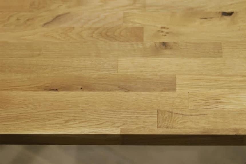 Rustic Oak Worktop 35mm By 1000mm By 2800mm