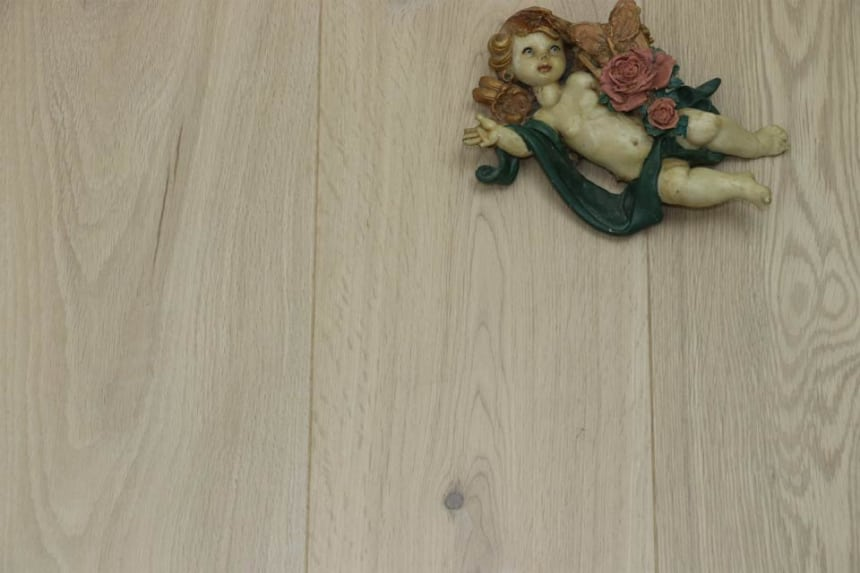 Select Engineered Flooring Oak Click Non Visible UV Oiled 14/3mm By 190mm By 1900mm