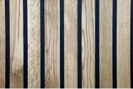 Full Stave Premium Oak Wenge Worktop 40mm By 750mm By 3000mm