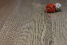 Natural Engineered Flooring Oak Graphite Hardwax Oiled 16/4mm By 220mm By 1800-2400mm
