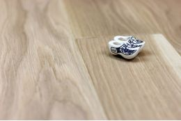 Natural Solid Oak Brushed White 22% Hardwax Oiled 20mm By 160mm By 300-1200mm