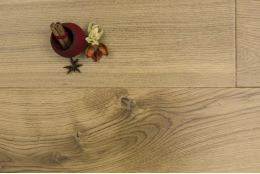Rustic Solid Oak Country Vintage UV Lacquered 20mm By 120mm By 300-1500mm
