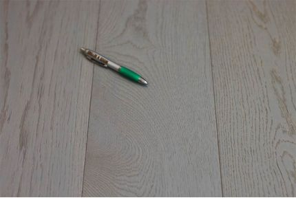 Natural Engineered Oak London Grey UV Oiled 14/3mm By 190mm By 400-1500mm