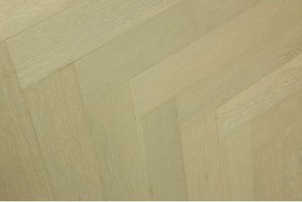 Prime Engineered Flooring Oak Herringbone Barcelona Brushed UV Oiled 15/4mm By 90mm By 600mm
