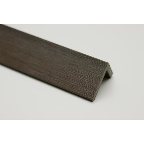 Fascia Decking Composite Supremo Dark Chocolate 50mm 50mm 1000mm