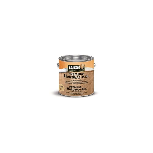 Premium Clear Matt Hardwax Oil 2.5Lts