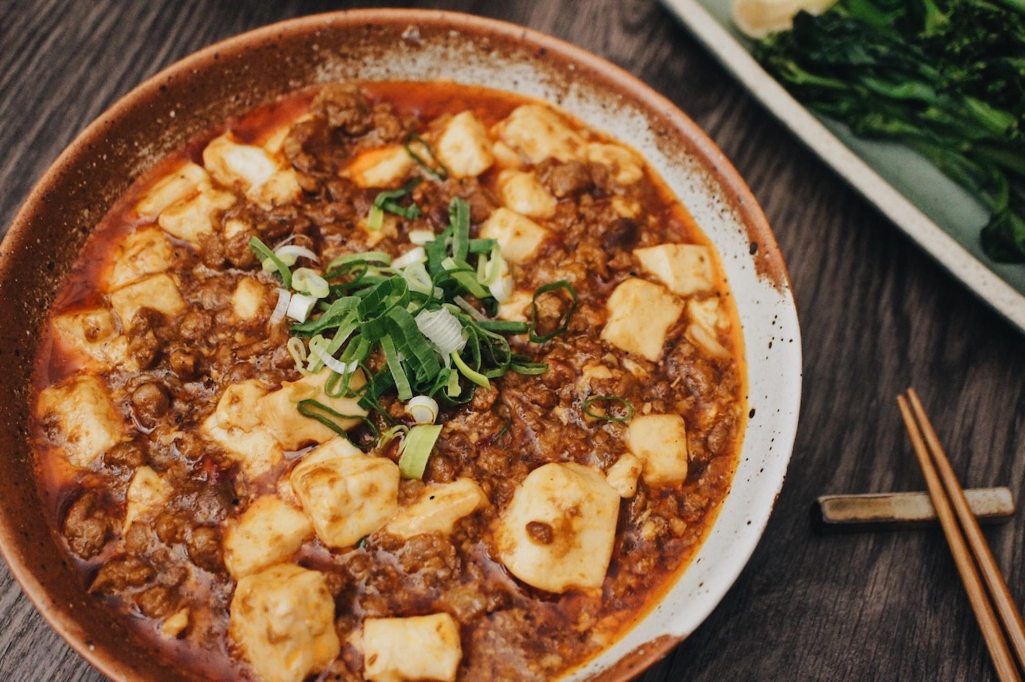 mapo-tofu