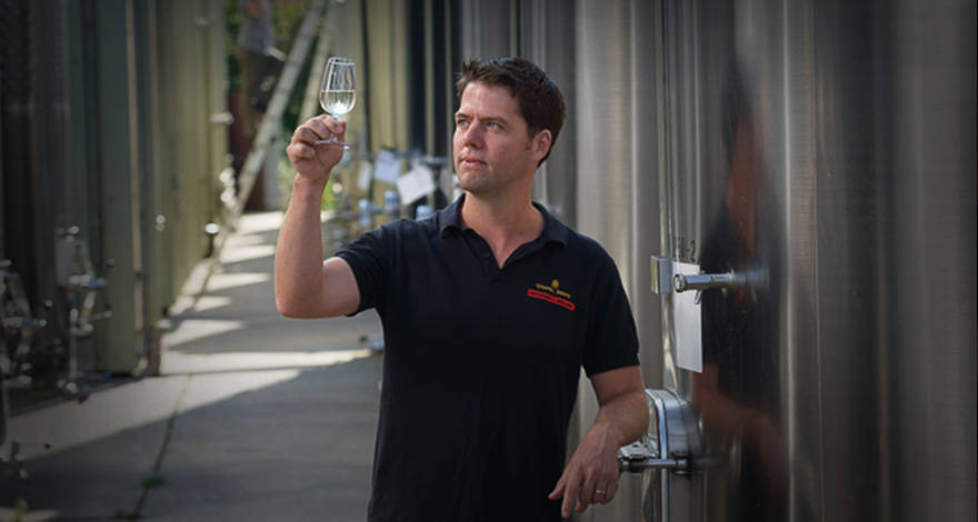 Meet Our Winemaker
