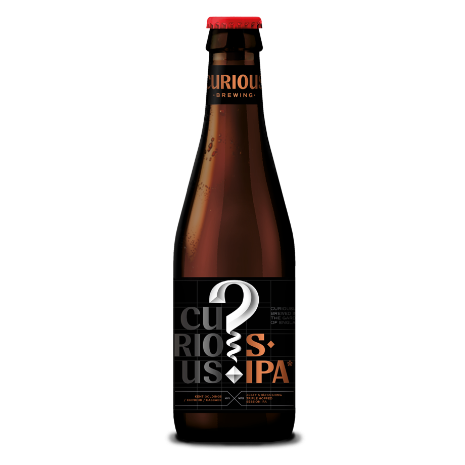Curious Session IPA 12btl Case