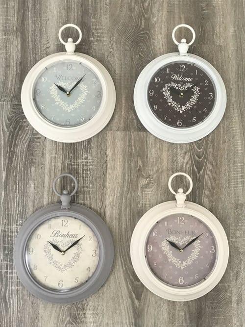 Orologio da parete Shabby - Ad Trend