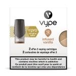 Vype ePen 3 Infused Vanilla Cartridges 2pk (vPro 12mg)