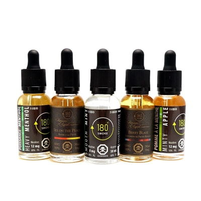 Buy Discounted Vapes & E-juice Online | 180 Smoke