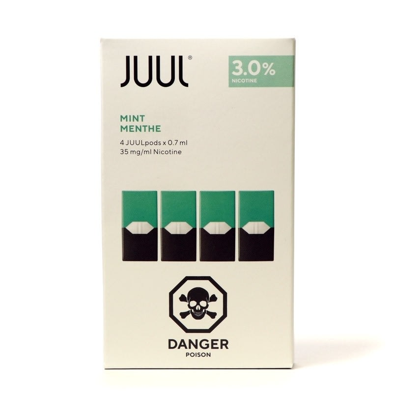 Mint Juul Pods 4pk - 3%