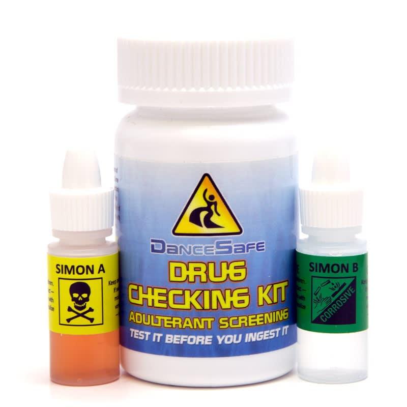 Simons Reagent - MDMA vs MDA Testing Kit