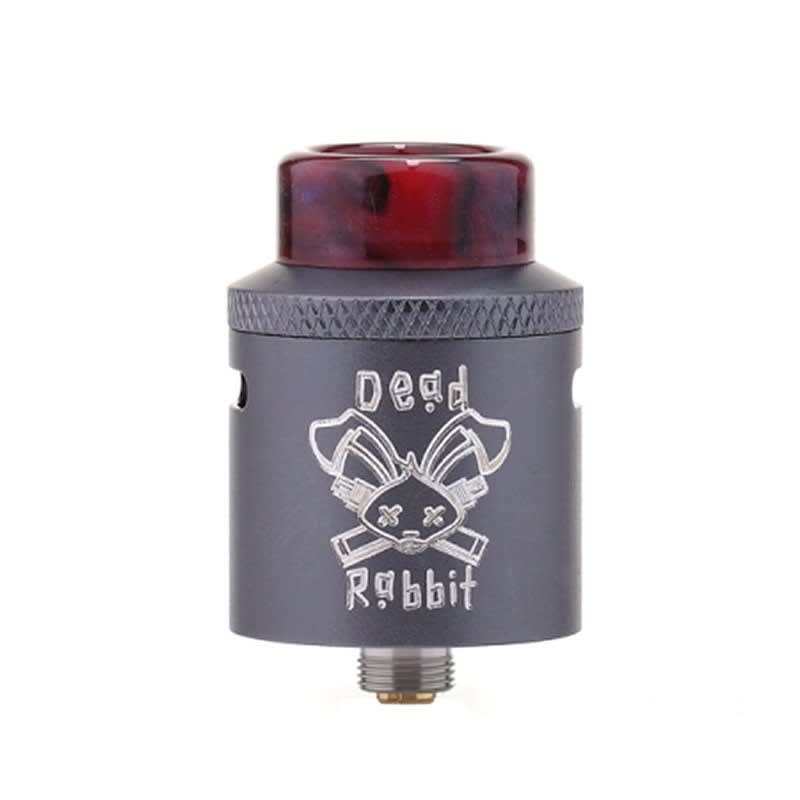 Dead Rabbit RDA by Hellvape, designed by Heathen - Black