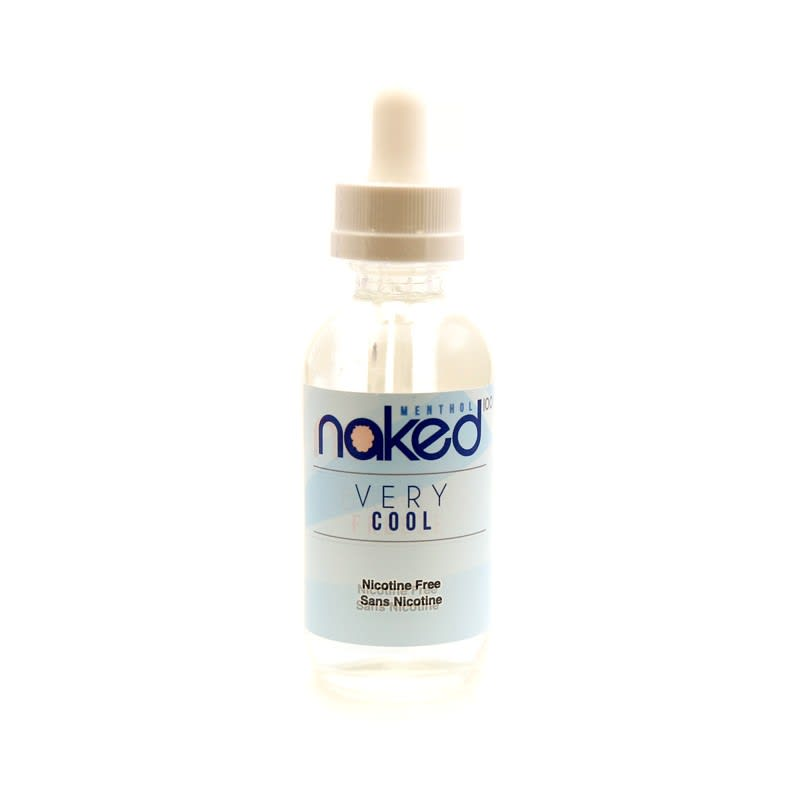 Very Cool E-liquid by Naked 100 Menthol - 60mL