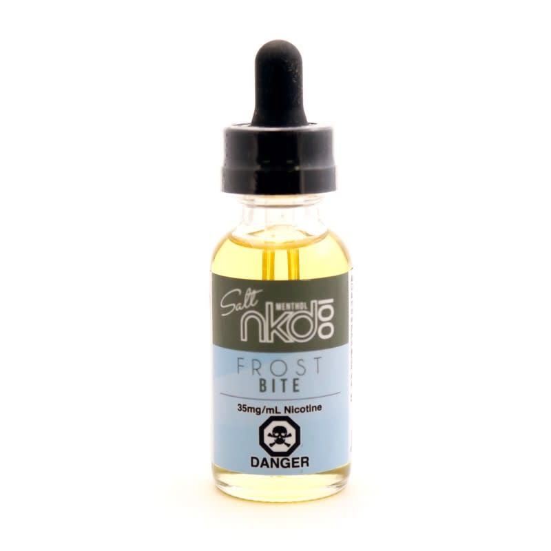 Frost Bite (Menthol) E-liquid by nkd 100 Salt - 30mL