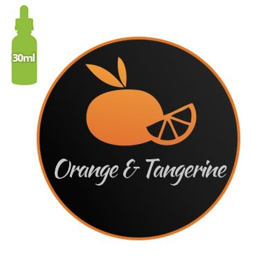 Orange & Tangerine - Nicovap E-Liquid 10ml
